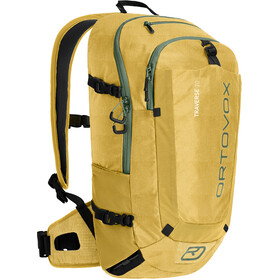 Ortovox Traverse 20 Alpine Backpack yellowstone blend